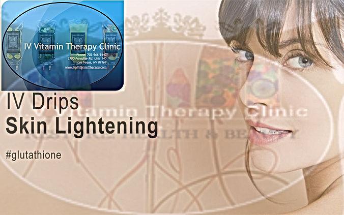 Glutathione I.V Vitamin Therapy Clinic
