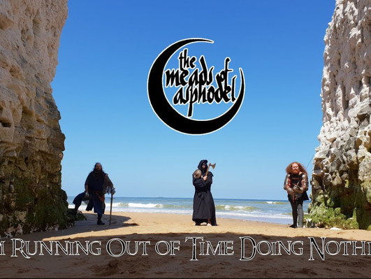 Video for 'I'm Running Out of Time Doing Nothing' now online