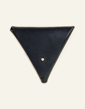 SCOUT COIN POUCH : BLACK