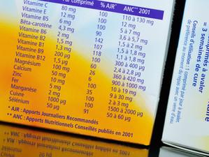 Les supplémentations en vitamines dans les aliments : les alicaments