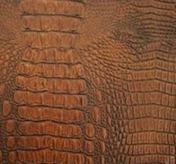 Wild Croc Mahogamy