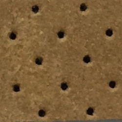 Street Suede Cork Perforated