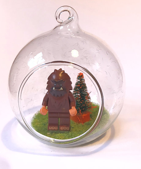 WolfMan Bauble