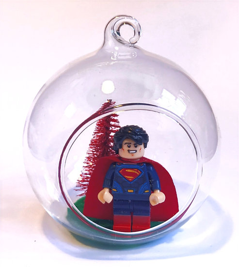 Superman Bauble