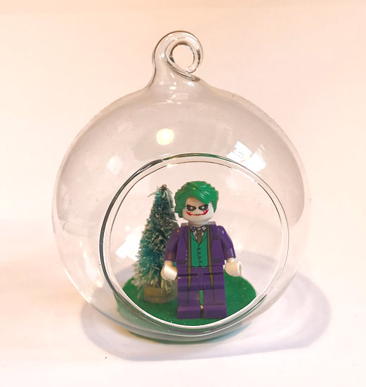 Joker Bauble
