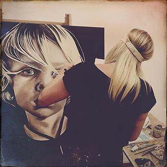 Sharon Duymel Artist