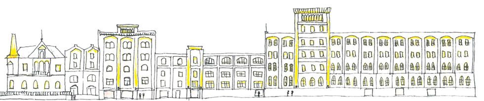 Brauhaus | Fassadenbeleuchtung