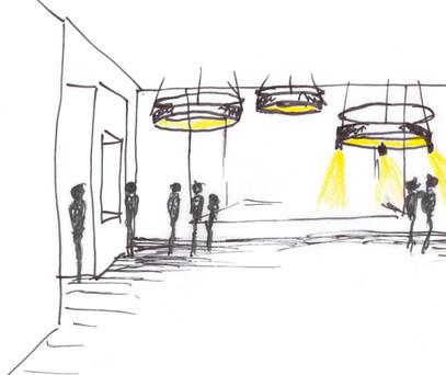 Visualierung | Beleuchtungskonzept