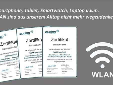 """""""Smartphone, Tablet, Smartwatch, Laptop u.v.m. WLAN ist aus unserem Alltag nicht mehr wegzudenken."""