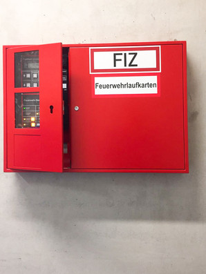 Feuerwehr Informationszentrale