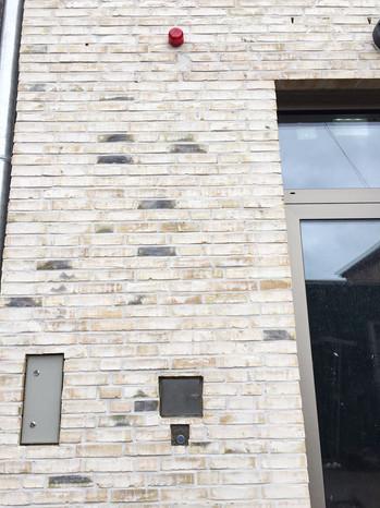 Fassadenblitzleuchte
