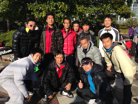 2013年浦安市団体戦