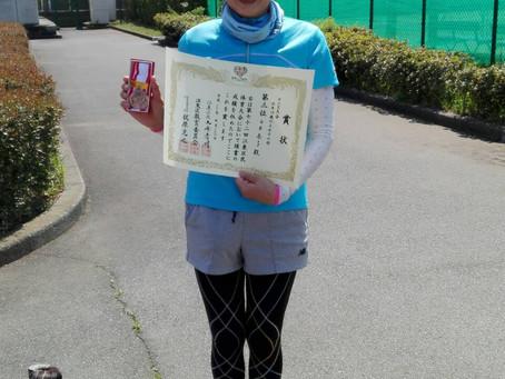 2018年江東区民大会シングルス
