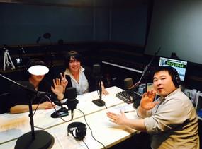 東京代々木校 ラジオドラマ収録