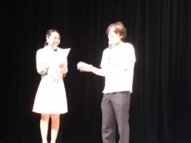 第1回声優コンテスト那覇が那覇市ぶんかテンブス館で開催されました