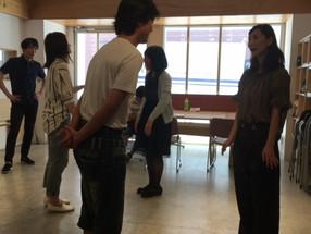 福岡校 声優演技ゲーム