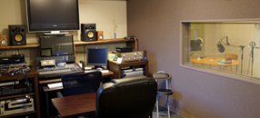 録音スタジオ