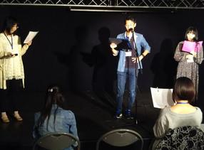 第2回声優コンテスト 福岡大会