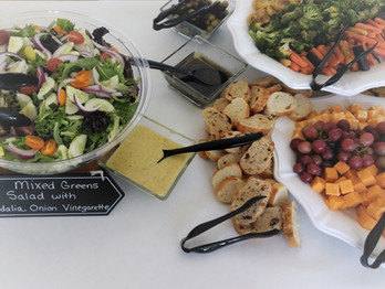 Catering (Babyshower)