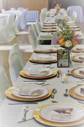 Event Decor (Corporate Luncheon)