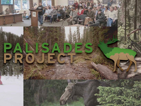 WYOMING WILDERNESS ASSOCIATION HOSTS WYOMING FILM PREMIERE FORTHE PALISADES PROJECT