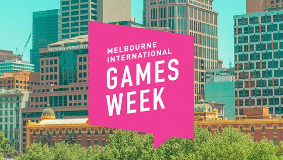 Melbourne International Games Week