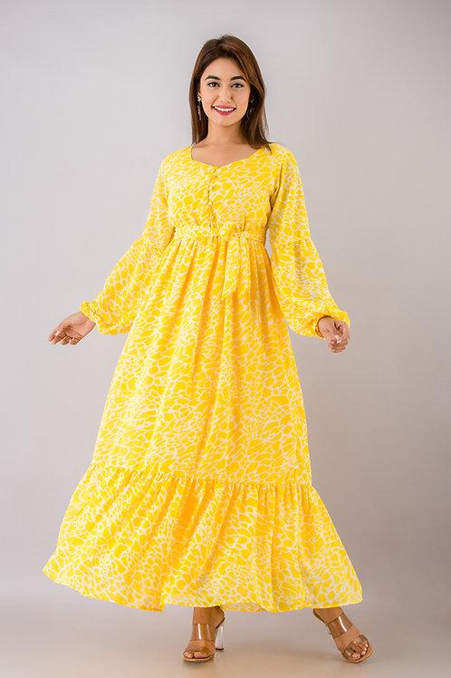 Sunshine Maxi pregnancy dress