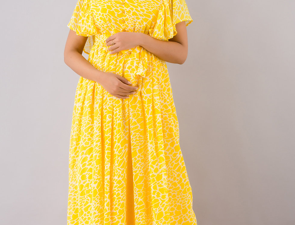 Yellow Tweety Dress