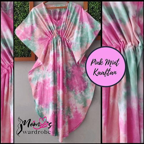 Pink Mint Kaaftan
