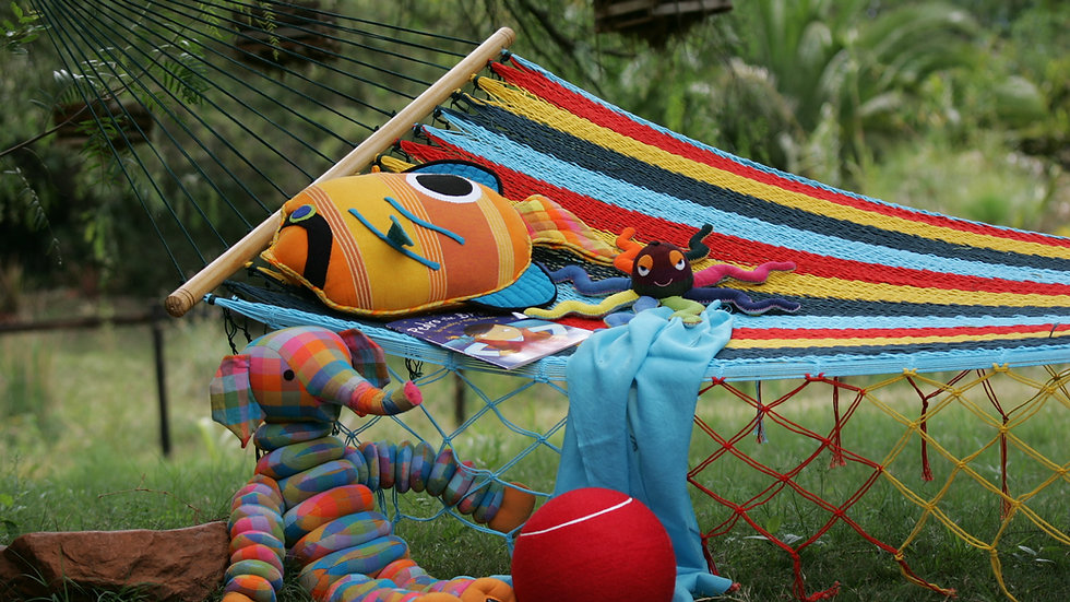 Mexican String Hammock