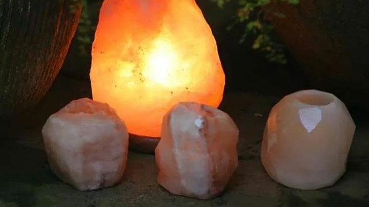 Himalayan Rock Crystal Light