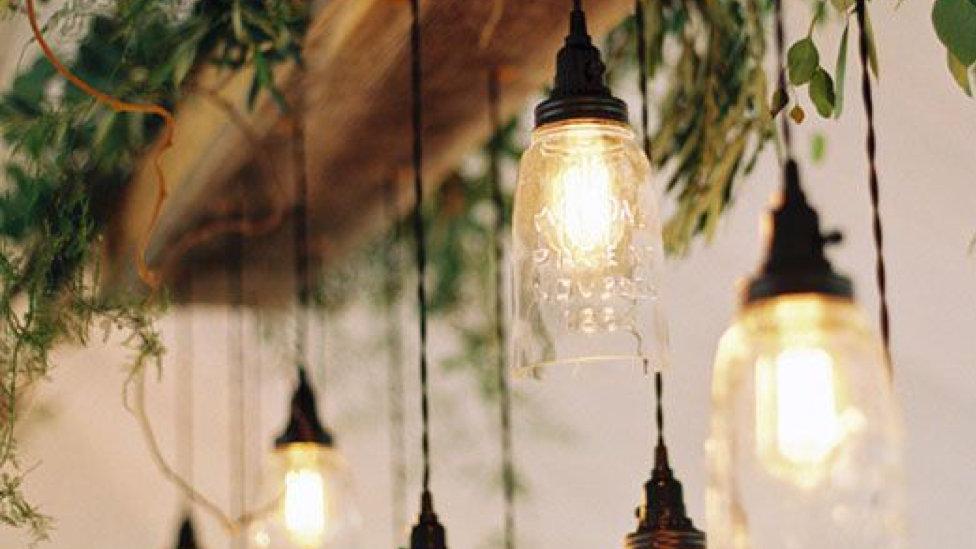 Modern Hanging Bulbs