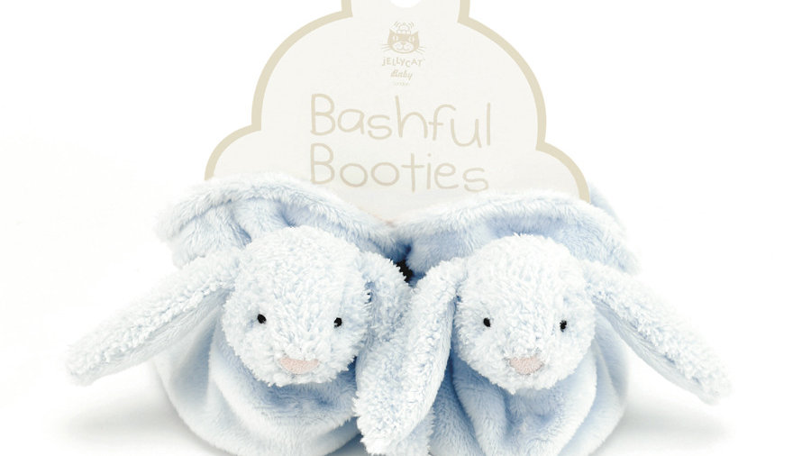 Jellycat Bashful Bunny Booties
