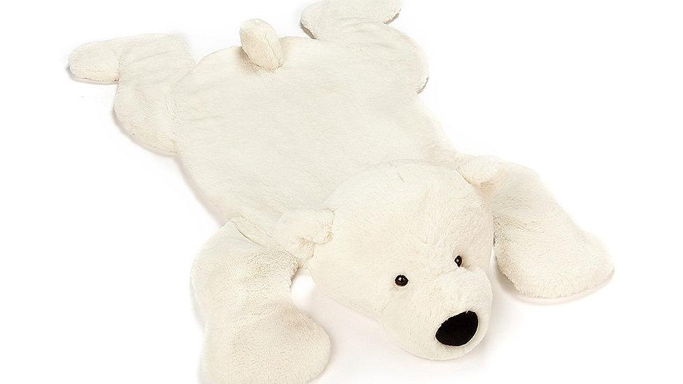 Jellycat Perry Polar Bear Play Mat
