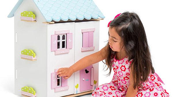 Le Toy Van Bluebird Cottage Dolls House