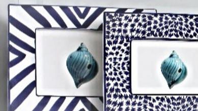 Ceramic Photo Frame