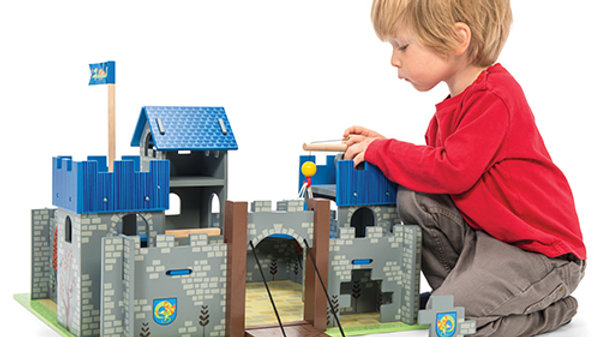 Le Toy Van Excalibre Castle