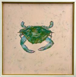 Louisiana Bleu Crab