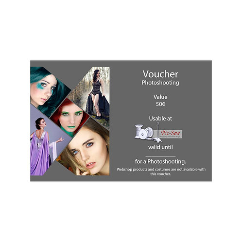 Voucher Photoshooting