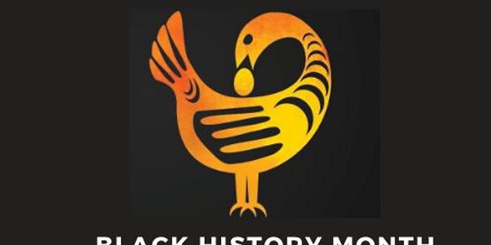 Black History Month - THE SYMPOSIUM