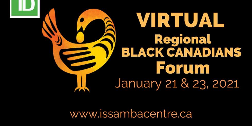 Regional Black Canadians Forum