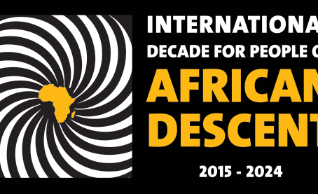 Statement on Black Lives Matter and the International Decade for People of African Descent