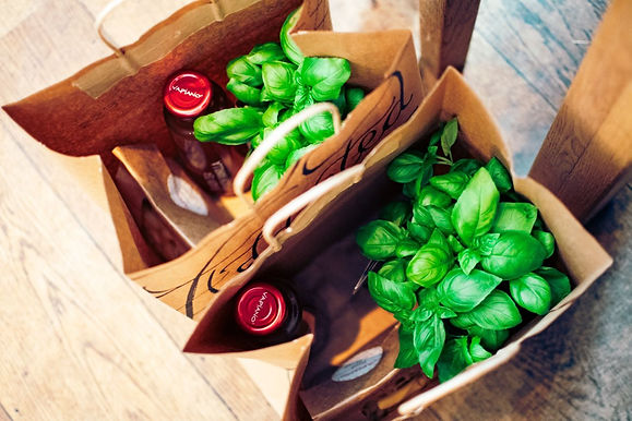Reminder: La Teranga Food Basket Pick Up Thurs Sept 10
