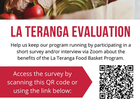 La Teranga Clients: We want to hear from you (win a gift basket)!