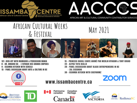 This month at the Issamba Center
