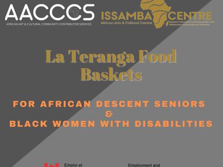 La Teranga for Seniors and Black women with disabilities