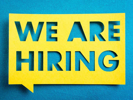 We are hiring a part-time Project Assistant