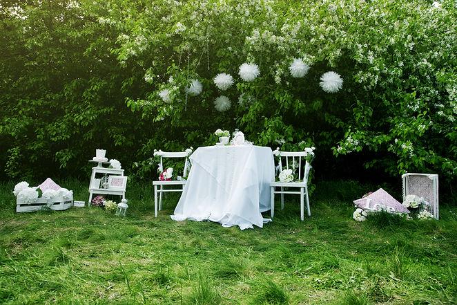 おとぎ話の結婚式
