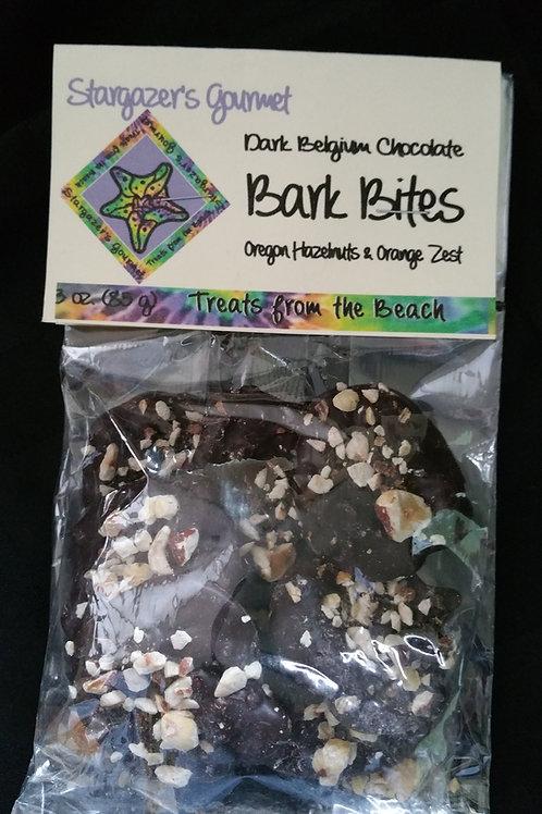 Orange Hazelnut Bark Bites