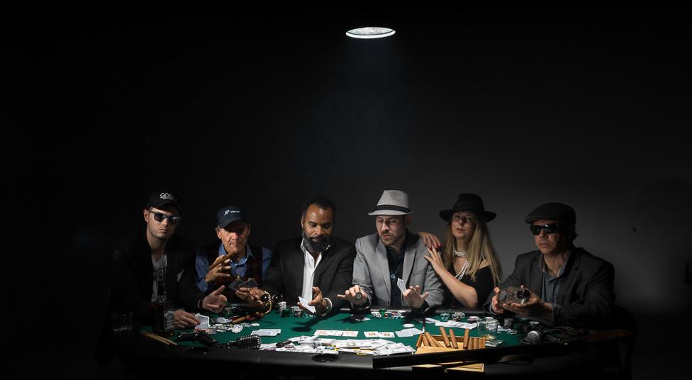 BELIN Claude - Poker